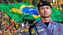 Coronel Mello Araujo, presidente da Ceagesp, convoca PMs para manifestações de 7 de Setembro (veja o vídeo)