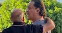 Homem que atacou advogado de Bolsonaro com uma faca é preso (veja o vídeo)