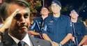 Bolsonaro publica vídeo exaltando patriotismo de militares em defesa do povo (veja o vídeo)