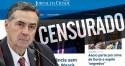 """A preocupante Censura no Brasil, o confisco de dinheiro e o """"crime"""" cometido"""