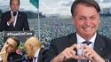 Bolsonaro faz inusitado convite a governadores e ministros do Supremo (veja o vídeo)