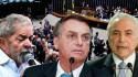 AO VIVO: Projeto de Lei barra Lula nas eleições / Temer quer Bolsonaro fora (veja o vídeo)