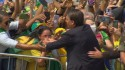Ao vivo, Bolsonaro chega em BH e multidão faz recepção apoteótica (veja o vídeo)