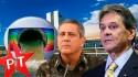 AO VIVO: A carta 'bomba' de Roberto Jefferson / Globo no fundo do poço (veja o vídeo)