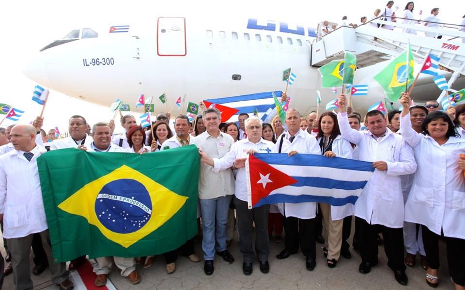Resultado de imagem para mais medicos cubanos