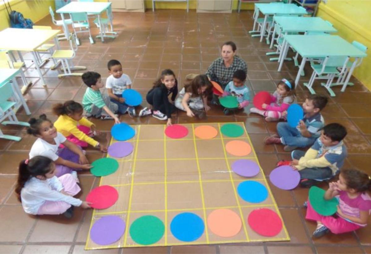 Fabuloso O lúdico infantil no ensino de Matemática WI59