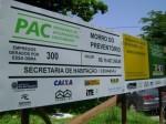 PAC sofre corte de R$ 25,9 bilhões no Orçamento de 2015