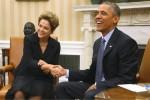 Dilma diz que confia em Obama e descarta novas espionagens