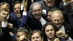 Em queda, Eduardo Cunha perde força na Câmara. A democracia agradece.