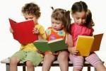 Livros e crianças, tudo a ver