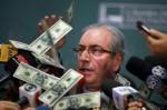 Eduardo Cunha, o vendedor de 'carne enlatada', o homem que faz chover dólares