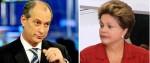 Dilma garante absoluta confiança em Temer, mas Ciro diz que vice é o 'capitão do golpe'