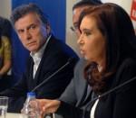 Cristina deixa o governo sem entregar faixa presidencial para Macri