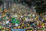 A marcha de março