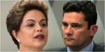 Dilma monitorava criminosamente o Juiz Moro