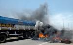 Caminhoneiros atuarão contra bloqueios  do MST e MTST nas estradas do país