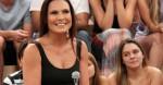 Adolescente passa cantada 'ao vivo' em sexóloga do programa Altas Horas (assista ao vídeo)