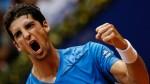 Bellucci aplica 'pneu' em Djokovic, mas acaba levando virada