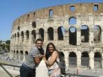 Mulher que viajou dez horas de barco para ver Dilma tem fotos de viagens à Roma, Paris e Egito