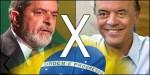 Lula diz que discurso de Serra é o da 'elite brasileira, que não gosta de pobre e de negro'