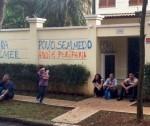 Sem Benesses, CUT comanda manifestações e vandalismos