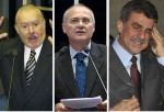 Acordo com MPF motivou 'arapuca' para  Sarney, Renan e Romero Jucá