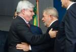 Janot demonstra gratidão à Lula