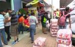 Pequena cidade de Roraima é invadida por venezuelanos em busca de comida