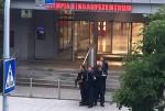 O momento exato do início do ataque em Munique (veja o vídeo)