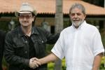 Doações de guitarras de Lenny Kravitz e Bono Vox ao 'Fome Zero' deram briga no PT, revela Lava Jato
