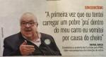 Será que o povo que mora na 'República de Curitiba' vai eleger esse cidadão? (veja o vídeo)