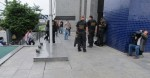 Advogados fazem fila para depor na PF de Fortaleza