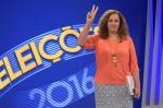 Feghali, sem noção, no último debate ataca a emissora anfitriã por 'apoiar o golpe' (veja o vídeo)
