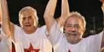 No rumo do asilo político, Lula processa Delcídio por danos morais
