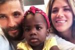 Injúria a pequena Titi, filha de Gagliasso e Ewbank, resulta em sete detenções
