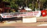 Ativista político visita acampamento e denuncia: 'Sem-terra só aos domingos' (Veja o vídeo)