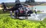 Pimentel ignora ataques nas redes sociais e compra mais dois helicópteros