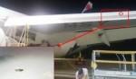 Perigo no ar: avião comercial é atingido por tiro de fuzil em pleno voo