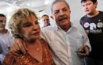 Ativista de direita anuncia morte de dona Marisa Letícia (veja o vídeo)