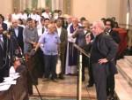 Em missa de 7º dia, Lula faz novo discurso (Veja o Vídeo)
