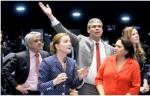 Senador da 'bancada da chupeta' finalmente admite corrupção do PT