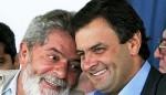 Lula e Aécio tentam conseguir o conteúdo de delações ainda sob sigilo e Fachin nega. Pra que?
