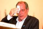 Ciro torce para que Lula fique inelegível e seja preso