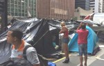 Dória cumpre promessa e acaba com farra do MTST na Avenida Paulista (veja o vídeo)