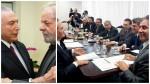 Nos bastidores Lula, PMDB e PSDB negociam 'indiretas' e tramam contra a Lava Jato