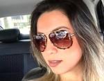 A bela advogada, viúva e suspeita de associação com traficantes, é novamente presa