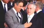 PSDB e PMDB, abraço de afogados para salvar o mandato de Aécio
