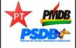 O consórcio bastardo: PT-PMDB-PSDB