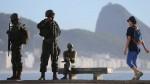 Atuação das Forças Armadas no Rio até o último dia de 2018 não vai resolver nada