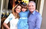 Filha de Roberto Justus e Ticiane Pinheiro é ofendida por socialite americana